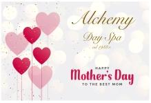 Alchemy Day Spa oferuje super promocje z okazji dnia matki 26 maj 2019